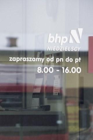 BHP Niedzielscy Cieszyn sklep