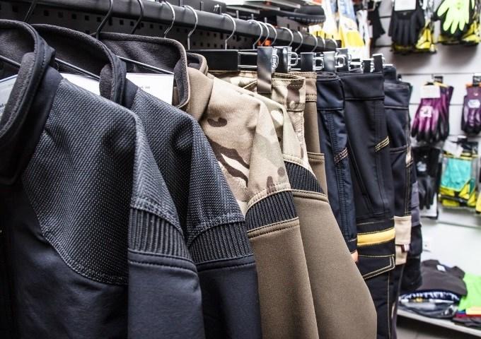 BHP Niedzielscy Cieszyn ubrania robocze