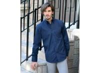 JHK Koszula męska z długim rękawem SHRA POP BHP Niedzielscy  C3yd3